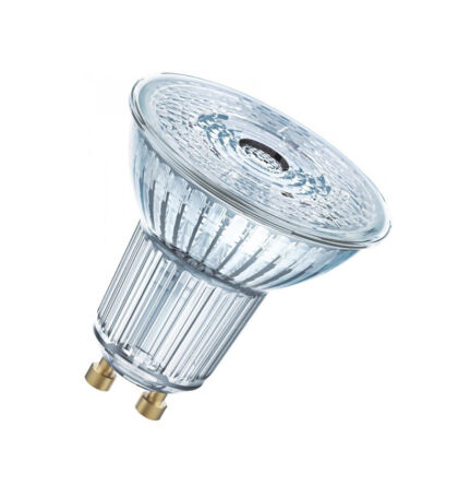 Osram Parathom PAR16 50 36° spot led lámpa-izzó GU10 4,3W/827 2700K meleg fehér 350 lumen
