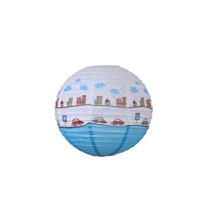 Sweet ball függeszték gyerek lámpatest E27 Rábalux 4890