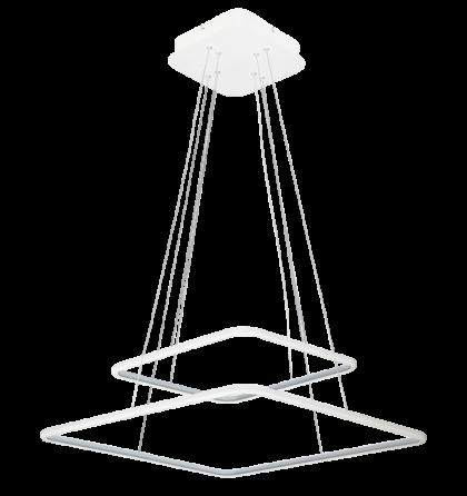 Donatella 65W mennyezeti lámpatest 4777 Lm 4000K természetes fehér Rábalux 2546