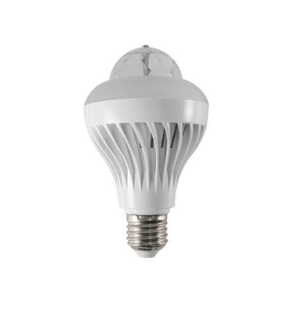 Somogyi 2in1 LED diszkólámpa DL 9/27RGB Home