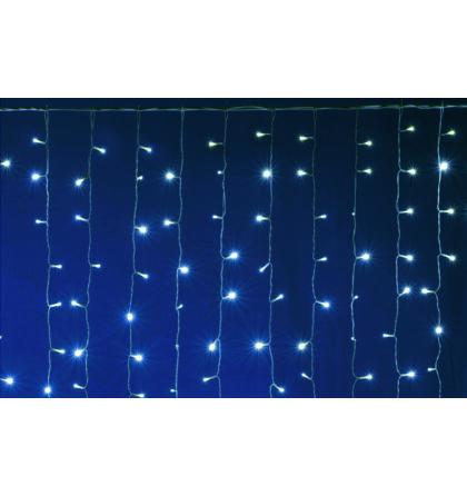 Somogyi LED-es sorolható függöny DLF 400/WH