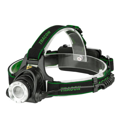 Tracon LED fejlámpa akkumulátorral és állítható fókusszal 5W 500 lumen IP54 HL500B