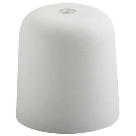 Gao lámpafüggeszték takaró fehér, mennyezetrózsa műanyag 0820H