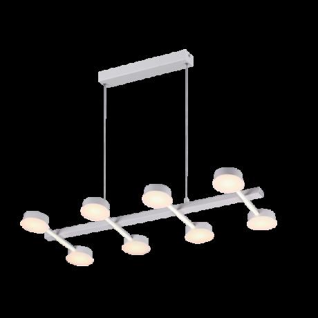 Elmark AZZAR LUXUS mennyezeti LED lámpatest 72W 5400lm 3000K meleg fehér 955AZZAR72