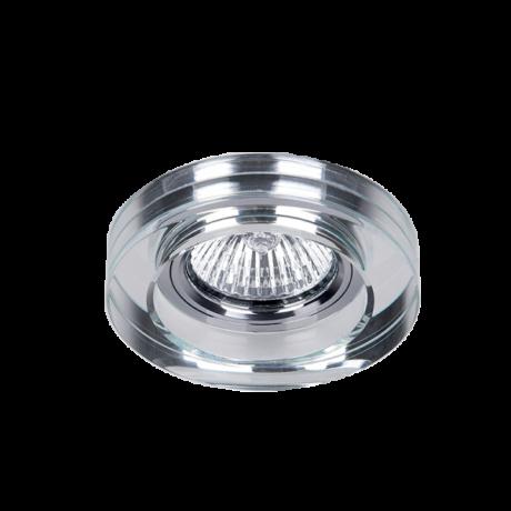 Elmark modern álmennyezeti beépíthető üveg spotlámpa 925778R/CL