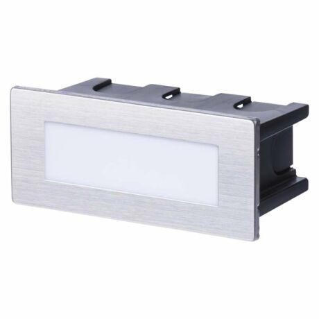 Emos LED négyzet alakú beépíthető irányfény1,5W 55 lm NW természetes fehér IP65