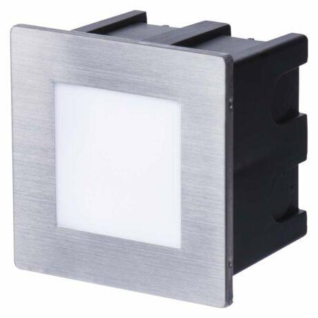 Emos LED négyzet alakú beépíthető irányfény1,5W 75 lm NW természetes fehér IP65