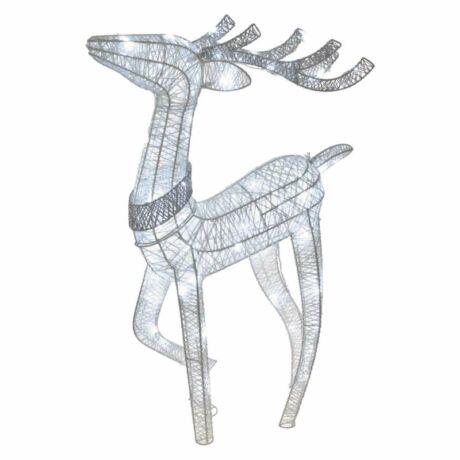 Emos LED 3D Christmas rénszarvas dekoráció 76cm, beltéri, CW, időzítővel ZY2240