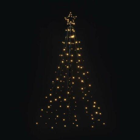 Emos Home LED Christmas Metal fa karácsonyi dekoráció 180cm kültéri WW meleg fehér időzítővel ZY2259