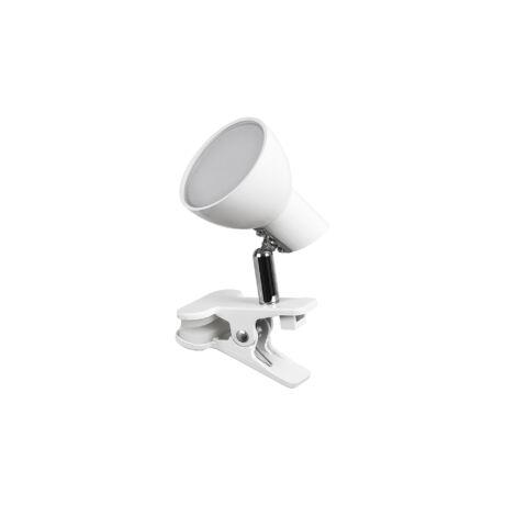 Noah csiptethető LED lámpatest fehér 5W 360 Lm 3000K meleg fehér Rábalux 1477
