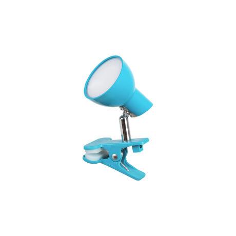 Noah csiptethető LED lámpatest kék 5W 360 Lm 3000K meleg fehér Rábalux 1479