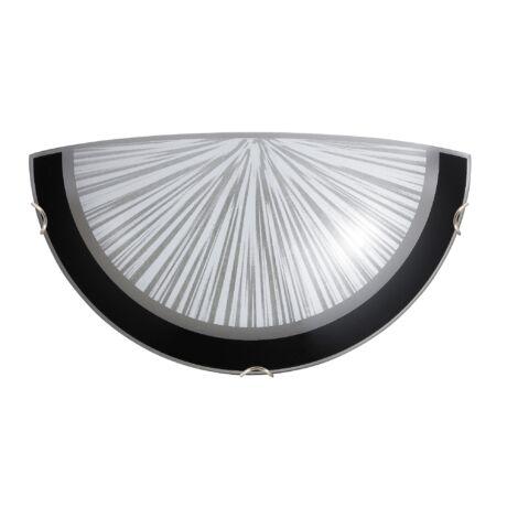 Sphere D30 cm fali lámpa E27 Rábalux 1856 + ajándék izzó