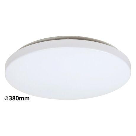 Rob LED 32W 2100Lm 3000K meleg fehér D40 kör alakú mennyezeti lámpatest IP20 Rábalux 3339