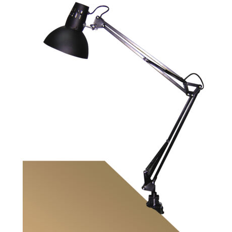 Arno íróasztali lámpa E27 satus H70cm Rábalux 4215