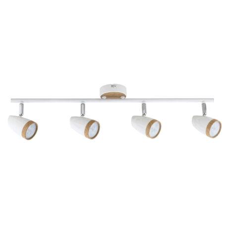 Karen skandináv stílusú LED 16W spot lámpatest Rábalux 5567