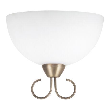 Aurelia fali klasszikus lámpates bronz E27 Rábalux 7137