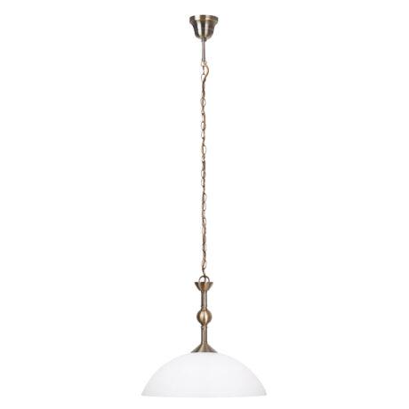 Aurelia klasszikus függeszték lámpates bronz E27 Rábalux 7138