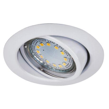 LITE LED 3XGU10 3W billenthető fehér beépíthető spot Rábalux 1049 (3db/ szett)