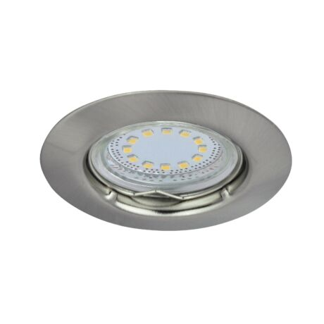 LITE LED spot spot lámpatest  GU10 3W LED fix Rábalux 1163 (3db/szett)