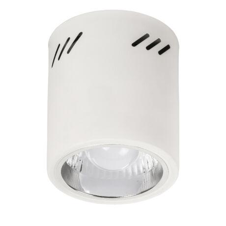 Donald mennyezeti cső lámpatest E27 60W matt fehér Rábalux 2484
