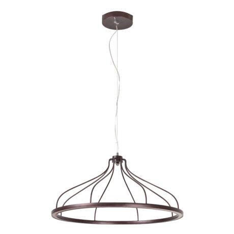 Eaden LED Vintage mennyezeti lámpatest 35W 2800 Lm 3000K meleg fehér metál barna Rábalux 2766