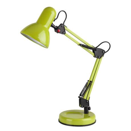Samson zöld íróasztali lámpa H49cm Rábalux 4178