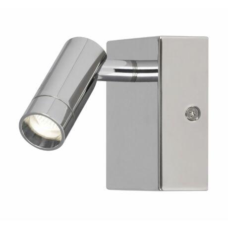 George fürdőszobai króm fali spot lámpa LED 5,6W Rábalux 5493