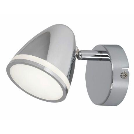 Martin króm fali spot LED lámpa 4W Rábalux 5931