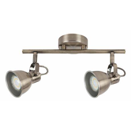 Ralph LED bronz mennyezeti spot 2x9W Rábalux 6728