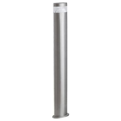 Detroit kültéri állólámpa LED 6W rozsdamentes acél H80 cm IP44 Rávalux 8144