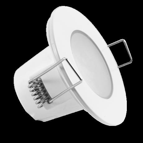 Greenlux BONO LED süllyesztett beépíthető spot lámpa kerek 5W 4000K természetes fehér 350 lumen IP65 GXLL021