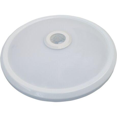 LED Mennyezeti lámpatest 20W 1600Lm természetes fehér mozgásérzékelővel szerelve D30 IP20 MANA II Greenlux GXPS011
