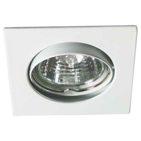 Kanlux álmennyezeti beépíthető spotlámpa fehér lámpatest Navi CTX-DT10-W