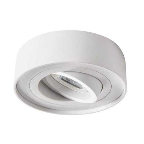 Kanlux Mini BORD mennyezeti lámpa fehér GU10 50W DLP-50-W 28782
