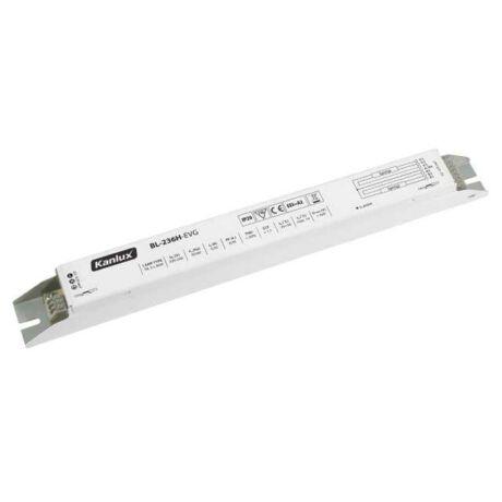 Kanlux elektronikus fénycső előtét 2x36W EVG BL-236H 70484