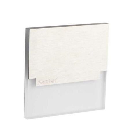 Kanlux SABIK oldalfali LED dekorációs lámpatest 12V meleg fehér 3000K 23108