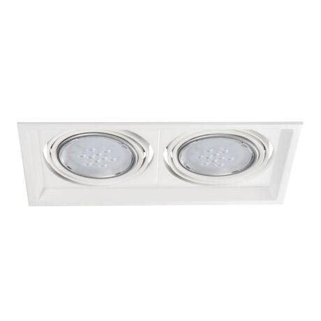 Kanlux ARTO 2L-W lámpa AR-111 fehér lámpa 12V IP 20 Beltéri beépíthető mennyezeti lámpatest