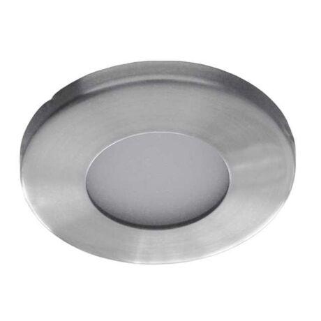 Kanlux álmennyezeti beépíthető spotlámpa króm IP44 fürdőszobai lámpatest MARIN CT-S80-C