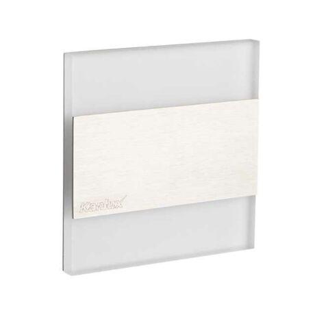 Kanlux TERRA oldalfali LED dekorációs lámpatest 12V meleg fehér 6500K 23104