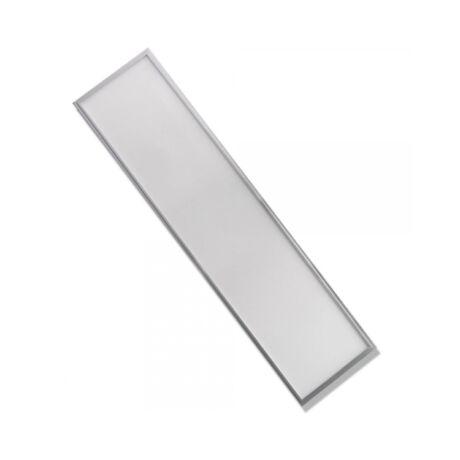 LED PANEL 48W 3840lm 120X30cm 2700K meleg fehér tápegységgel 1200x300 OPTONICA