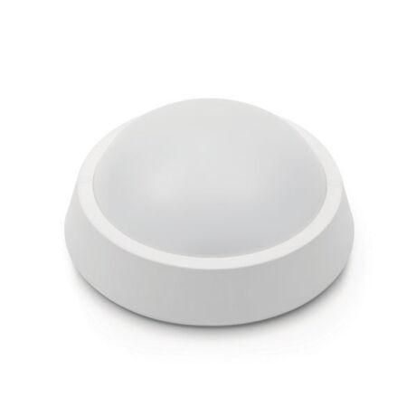 Optonica LED kerek hajólámpa mikrohullámú mozgásérzékelővel 8W 4500K természetes fehér 640 lumen IP65 DL2809