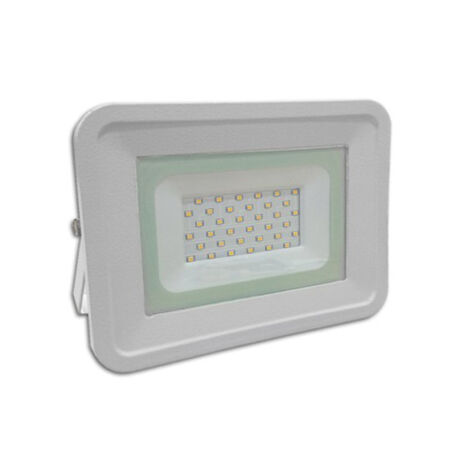 Optonica CL2 LED SMD reflektor-fényvető 30W 4500K természetes fehér 2550 lumen fehér FL5907