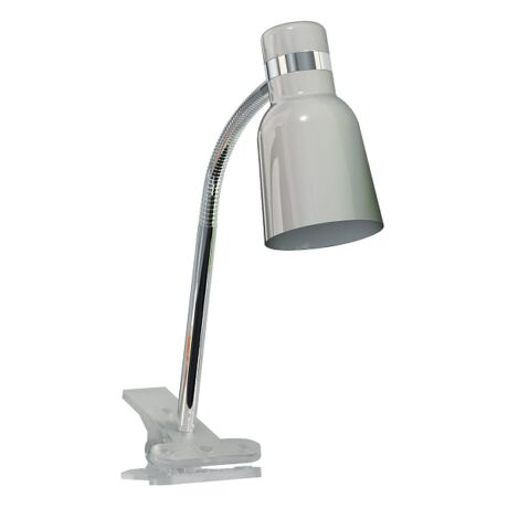 Color asztali lámpa E14 csiptetös Rábalux 4292+ ajándék LED izzó