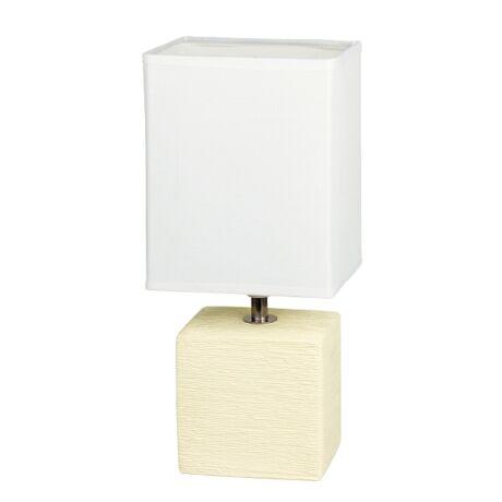 Orlando asztali lámpa kerámia Rábalux 4929