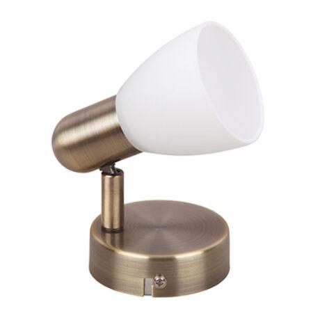 Soma fali bronz/fehér spot 1-es Rábalux 6306