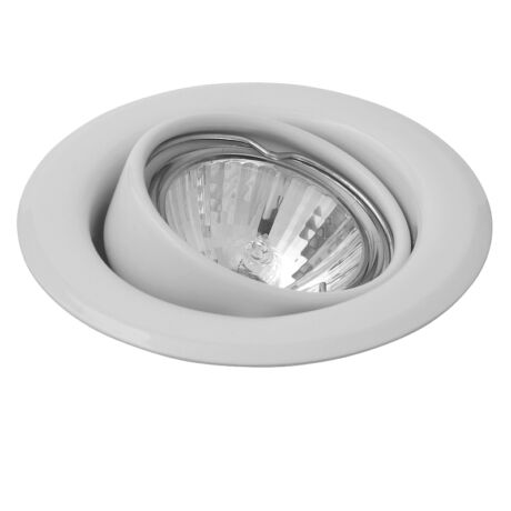 Spot light beépíthető spot lámpa 3-as szett fehér billenthető kerek Rábalux 1121