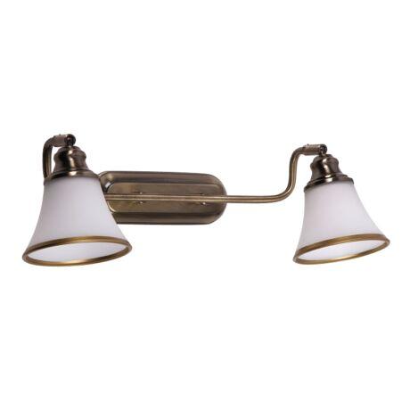 Grando E14 foglalatú  fürdőszobai 2-es oldalfali lámpatest Rábalux 6546