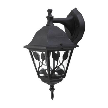 HAGA kültéri fali lámpatest E27 lefele Rábalux 8243