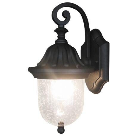 Sydney kültéri falikar lefele álló lámpatest E27 IP23 Rábalux 8387