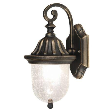 Sydney kültéri falikar lefele álló lámpatest E27 IP23 Rábalux 8388